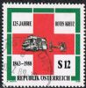 Austria SG2162 1988 Red Cross 12s good/fine used